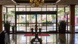 Ramada Plaza Atlanta Capitol Park Lobby