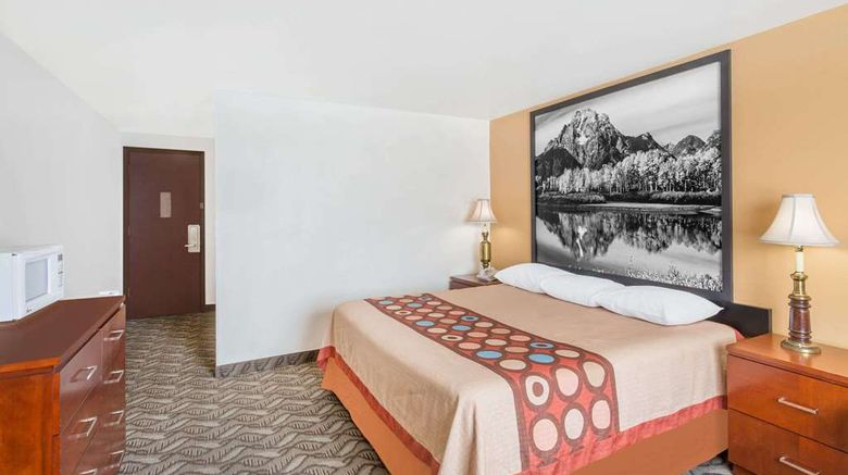 """<b>Super 8 Diamondville/Kemmerer Room</b>. Images powered by <a href=""""https://iceportal.shijigroup.com/"""" title=""""IcePortal"""" target=""""_blank"""">IcePortal</a>."""
