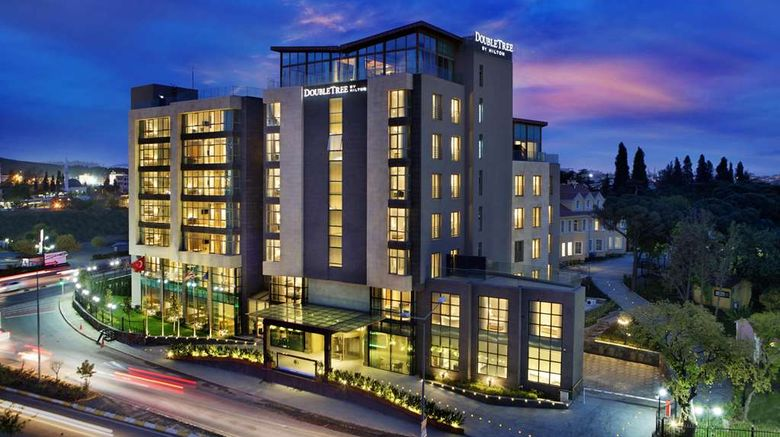 """DoubleTree by Hilton Istanbul - Tuzla Exterior. Images powered by <a href=""""http://web.iceportal.com"""" target=""""_blank"""" rel=""""noopener"""">Ice Portal</a>."""