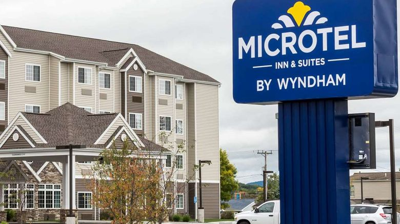 """Microtel Inn  and  Suites by Wyndham Altoona Exterior. Images powered by <a href=""""http://web.iceportal.com"""" target=""""_blank"""" rel=""""noopener"""">Ice Portal</a>."""