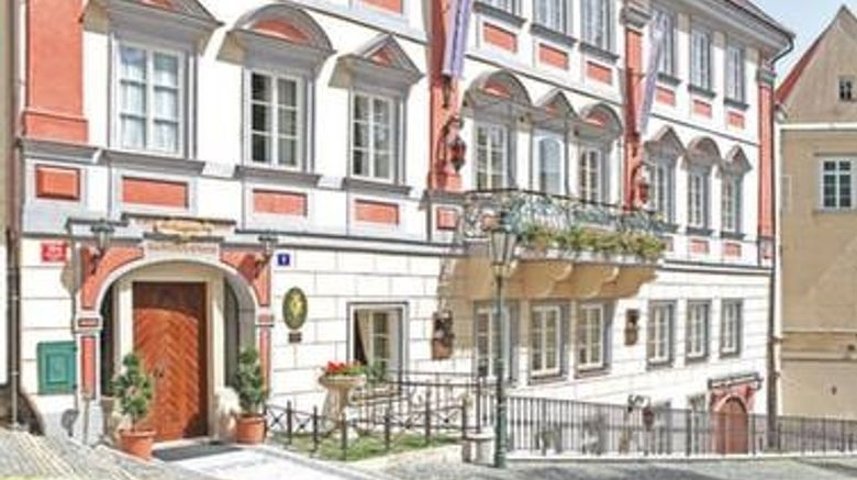 """Alchymist Prague Castle Suites Exterior. Images powered by <a href=""""http://web.iceportal.com"""" target=""""_blank"""" rel=""""noopener"""">Ice Portal</a>."""