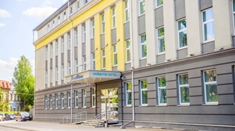 """Ecotel Vilnius Exterior. Images powered by <a href=""""http://web.iceportal.com"""" target=""""_blank"""" rel=""""noopener"""">Ice Portal</a>."""