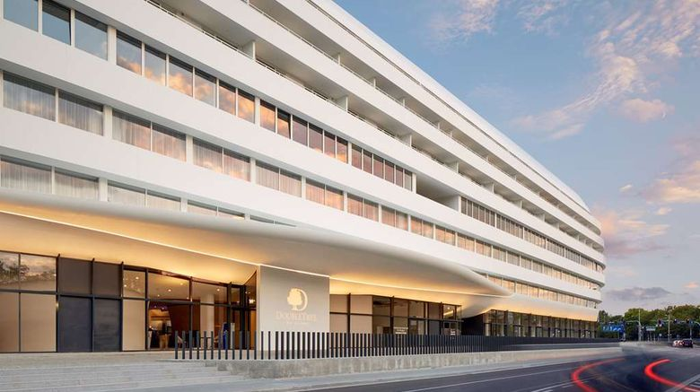"""DoubleTree by Hilton Hotel Wroclaw Exterior. Images powered by <a href=""""http://web.iceportal.com"""" target=""""_blank"""" rel=""""noopener"""">Ice Portal</a>."""