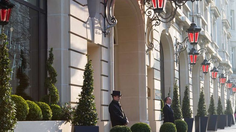 """Le Royal Monceau, A Raffles Hotel Exterior. Images powered by <a href=""""http://web.iceportal.com"""" target=""""_blank"""" rel=""""noopener"""">Ice Portal</a>."""