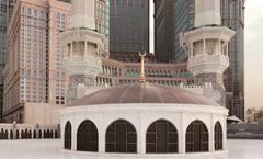 Makkah Clock Royal Tower, Fairmont Hotel