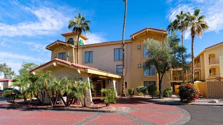 "La Quinta Inn Phoenix Sky Harbor Arpt Exterior. Images powered by <a href=""http://web.iceportal.com"" target=""_blank"" rel=""noopener"">Ice Portal</a>."