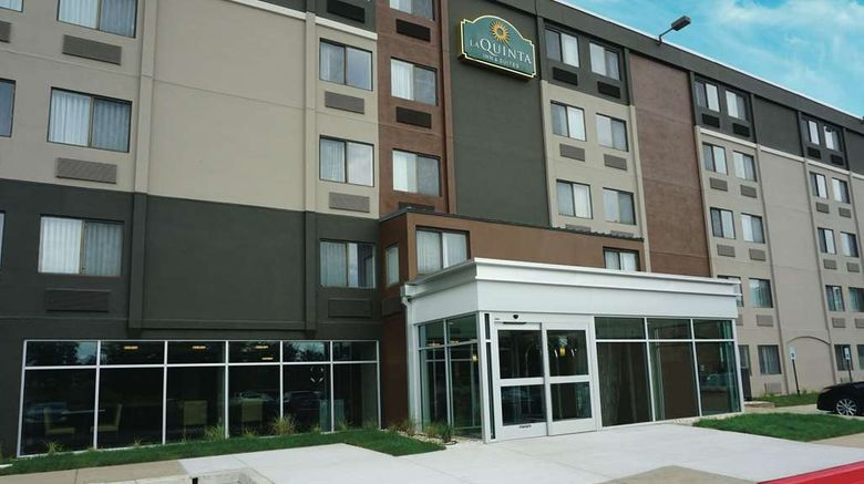 """La Quinta Inn  and  Suites Baltimore North Exterior. Images powered by <a href=""""http://web.iceportal.com"""" target=""""_blank"""" rel=""""noopener"""">Ice Portal</a>."""