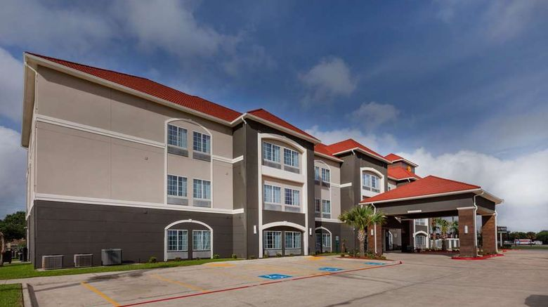 """La Quinta Inn  and  Suites Port Lavaca Exterior. Images powered by <a href=""""http://web.iceportal.com"""" target=""""_blank"""" rel=""""noopener"""">Ice Portal</a>."""