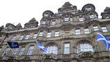 Hilton Edinburgh Carlton Exterior