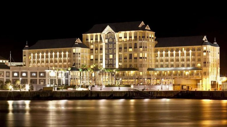 """The Table Bay Hotel Exterior. Images powered by <a href=""""http://web.iceportal.com"""" target=""""_blank"""" rel=""""noopener"""">Ice Portal</a>."""