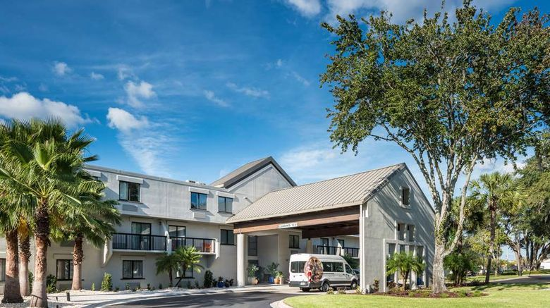 """DoubleTree by Hilton Gainesville Exterior. Images powered by <a href=""""http://web.iceportal.com"""" target=""""_blank"""" rel=""""noopener"""">Ice Portal</a>."""