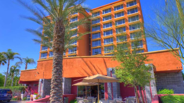 """Ramada by Wyndham Phoenix Midtown Exterior. Images powered by <a href=""""http://web.iceportal.com"""" target=""""_blank"""" rel=""""noopener"""">Ice Portal</a>."""