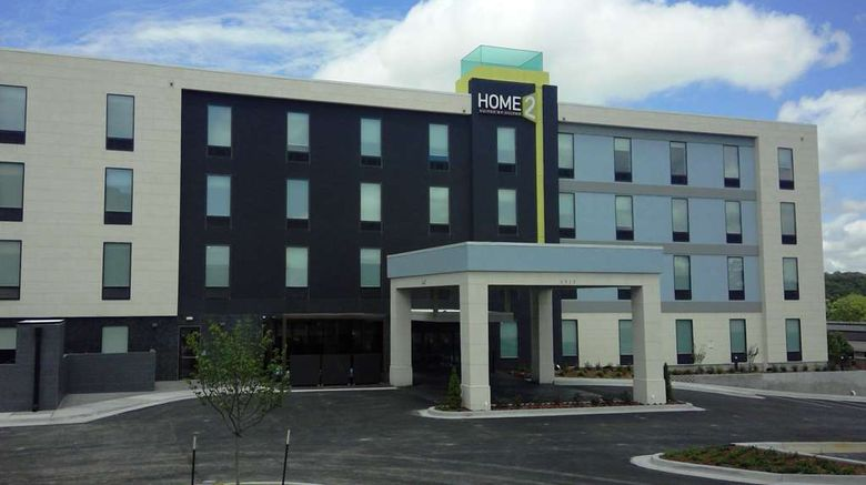 """Home2 Suites by Hilton Tulsa Hills Exterior. Images powered by <a href=""""http://web.iceportal.com"""" target=""""_blank"""" rel=""""noopener"""">Ice Portal</a>."""