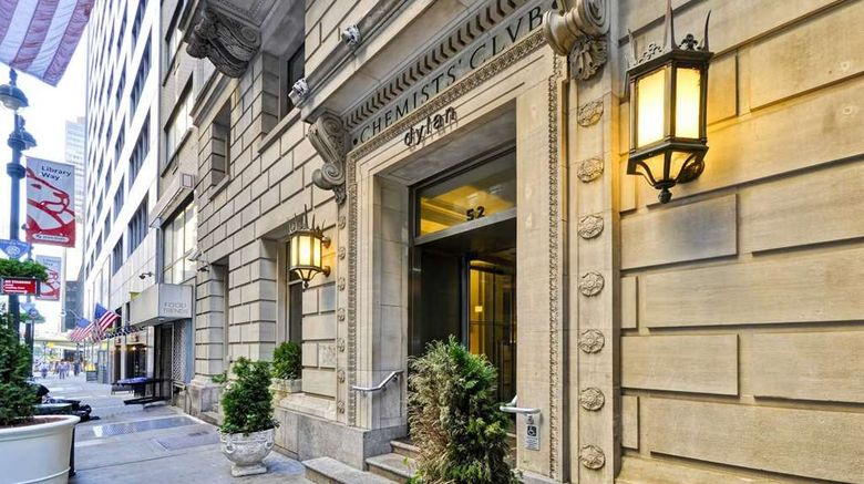 """Dylan Hotel Exterior. Images powered by <a href=""""http://web.iceportal.com"""" target=""""_blank"""" rel=""""noopener"""">Ice Portal</a>."""