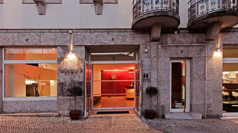 """Hotel Jeronimos 8 Exterior. Images powered by <a href=""""http://web.iceportal.com"""" target=""""_blank"""" rel=""""noopener"""">Ice Portal</a>."""