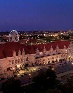 St Louis Union Station Hotel Curio