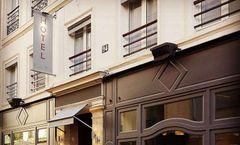 Hotel Jacques de Molay Paris
