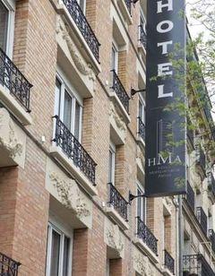 Hotel Montparnasse Alesia