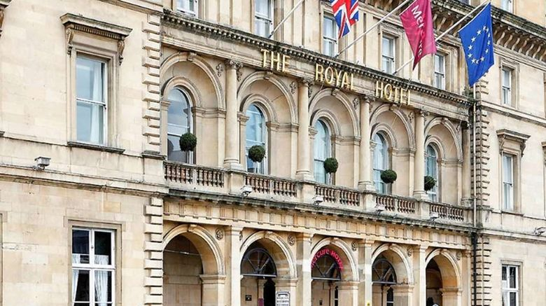"""Royal Hotel Hull Exterior. Images powered by <a href=""""http://web.iceportal.com"""" target=""""_blank"""" rel=""""noopener"""">Ice Portal</a>."""