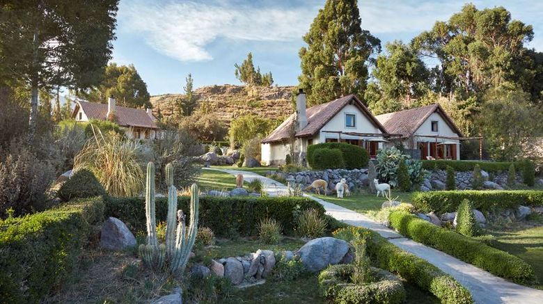 """Belmond Las Casitas, Colca Canyon Exterior. Images powered by <a href=""""http://web.iceportal.com"""" target=""""_blank"""" rel=""""noopener"""">Ice Portal</a>."""