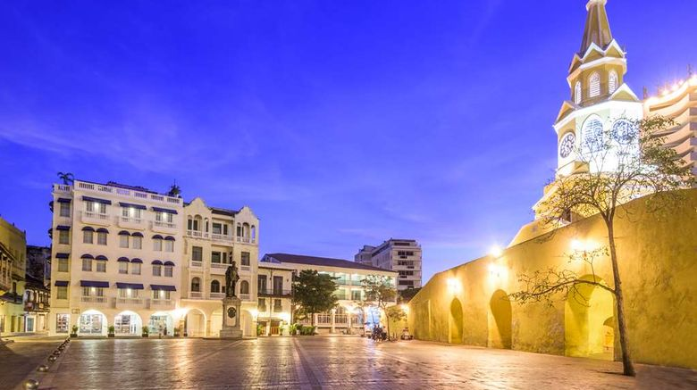 """NH Cartagena Urban Royal Exterior. Images powered by <a href=""""http://web.iceportal.com"""" target=""""_blank"""" rel=""""noopener"""">Ice Portal</a>."""