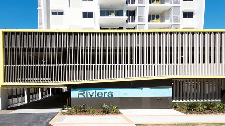 """Riviera Mackay Exterior. Images powered by <a href=""""http://web.iceportal.com"""" target=""""_blank"""" rel=""""noopener"""">Ice Portal</a>."""