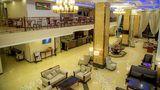 Sapphire Addis Hotel Lobby