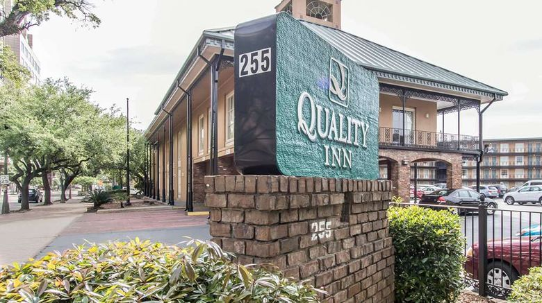 """Quality Inn Downtown Historic District Exterior. Images powered by <a href=""""http://web.iceportal.com"""" target=""""_blank"""" rel=""""noopener"""">Ice Portal</a>."""