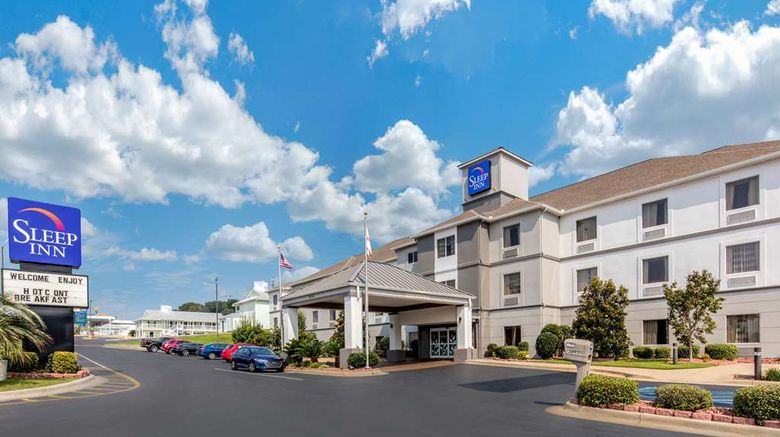 """Sleep Inn  and  Suites Millbrook Exterior. Images powered by <a href=""""http://web.iceportal.com"""" target=""""_blank"""" rel=""""noopener"""">Ice Portal</a>."""