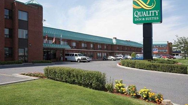 """Quality Inn  and  Suites PE Trudeau Arpt Exterior. Images powered by <a href=""""http://web.iceportal.com"""" target=""""_blank"""" rel=""""noopener"""">Ice Portal</a>."""