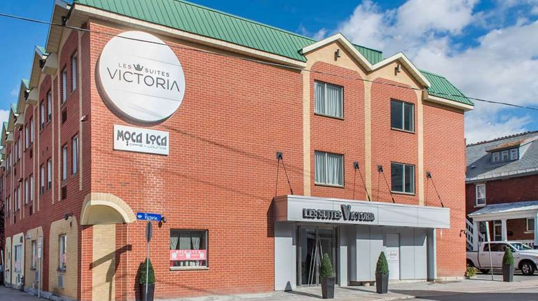 """Les Suites Victoria, an Ascend Hotel Exterior. Images powered by <a href=""""http://web.iceportal.com"""" target=""""_blank"""" rel=""""noopener"""">Ice Portal</a>."""