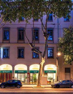 Aparthotel Adagio Lyon Patio Confluence
