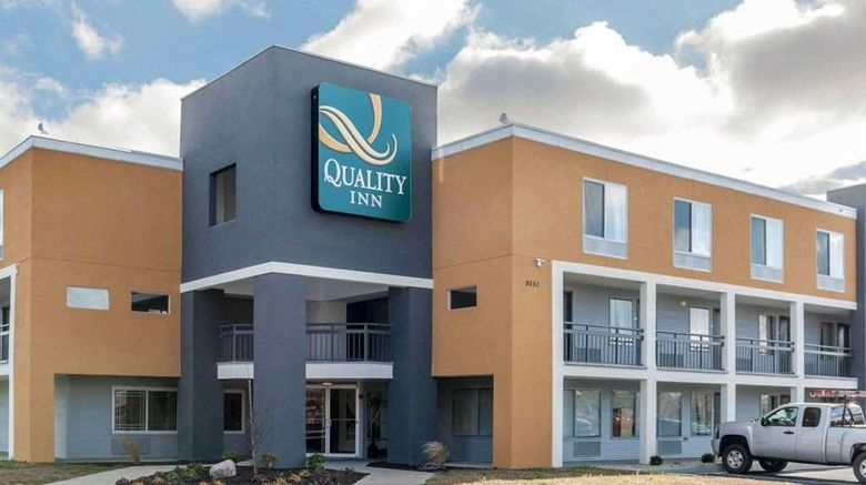 """Quality Inn Northwest Exterior. Images powered by <a href=""""http://web.iceportal.com"""" target=""""_blank"""" rel=""""noopener"""">Ice Portal</a>."""