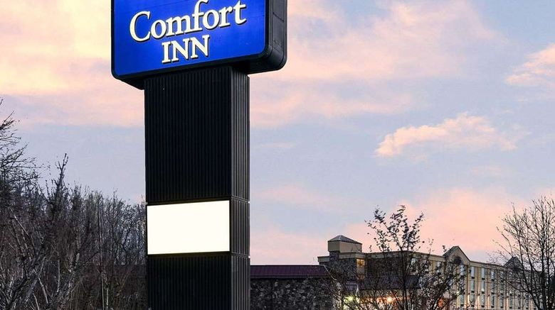 """Comfort Inn of Grantsville Exterior. Images powered by <a href=""""http://web.iceportal.com"""" target=""""_blank"""" rel=""""noopener"""">Ice Portal</a>."""