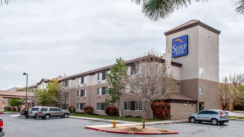 """Sleep Inn Airport Exterior. Images powered by <a href=""""http://web.iceportal.com"""" target=""""_blank"""" rel=""""noopener"""">Ice Portal</a>."""