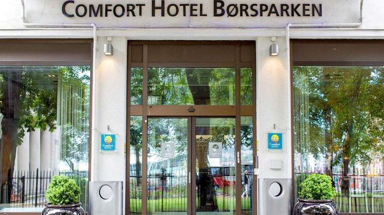 """Comfort Hotel Borsparken Exterior. Images powered by <a href=""""http://web.iceportal.com"""" target=""""_blank"""" rel=""""noopener"""">Ice Portal</a>."""