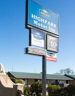 ASURE Highpark Motor Inn
