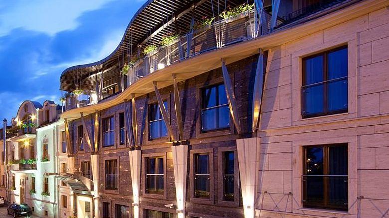 "Hotel Niebieski Exterior. Images powered by <a href=""http://www.leonardo.com"" target=""_blank"" rel=""noopener"">Leonardo</a>."