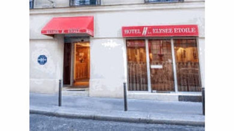 "Elysee Etoile Hotel Exterior. Images powered by <a href=""http://www.leonardo.com"" target=""_blank"" rel=""noopener"">Leonardo</a>."