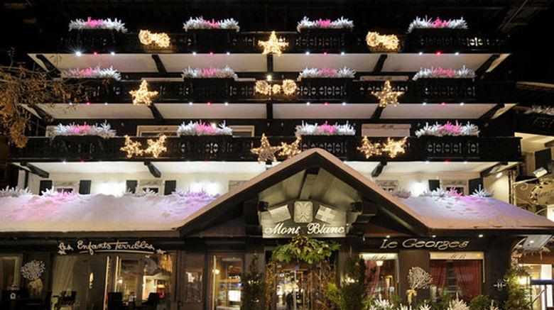 "Hotel Mont Blanc Exterior. Images powered by <a href=""http://www.leonardo.com"" target=""_blank"" rel=""noopener"">Leonardo</a>."