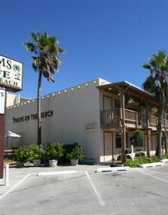 the Palms Resort & Cafe on the Beach