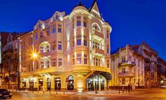 Atlas Deluxe Hotel, Lviv