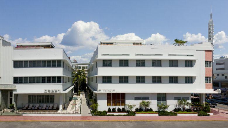 """Dream South Beach Exterior. Images powered by <a href=""""http://www.leonardo.com"""" target=""""_blank"""" rel=""""noopener"""">Leonardo</a>."""
