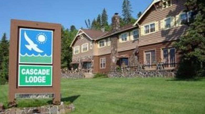 """Cascade Lodge Exterior. Images powered by <a href=""""http://www.leonardo.com"""" target=""""_blank"""" rel=""""noopener"""">Leonardo</a>."""