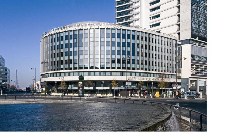 "Hotel Concorde Montparnasse Exterior. Images powered by <a href=""http://www.leonardo.com"" target=""_blank"" rel=""noopener"">Leonardo</a>."