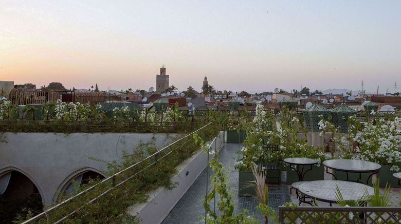 "Al Maha Marrakech Exterior. Images powered by <a href=""http://www.leonardo.com"" target=""_blank"" rel=""noopener"">Leonardo</a>."
