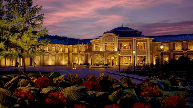 "Terelj International Resort  and  Spa Hotel Exterior. Images powered by <a href=""http://www.leonardo.com"" target=""_blank"" rel=""noopener"">Leonardo</a>."