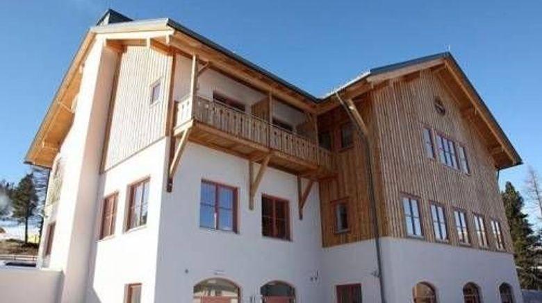 "Hotel JUFA Nockberge Exterior. Images powered by <a href=""http://www.leonardo.com"" target=""_blank"" rel=""noopener"">Leonardo</a>."
