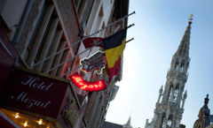 Hotel Mozart Grand Place