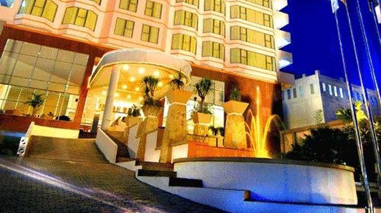 "Swiss-Belhotel Borneo Samarinda Exterior. Images powered by <a href=""http://www.leonardo.com"" target=""_blank"" rel=""noopener"">Leonardo</a>."